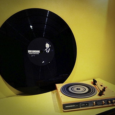 platine vinyl vintage