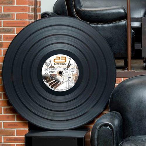 vinyle 95cm décoration intérieure vintage