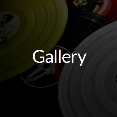 Galeries de photos de nos réalisations sur nos disques vinyles