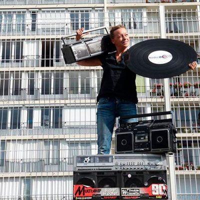 Radio G à Angers