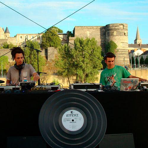 Dj Mamba4cats live à Angers Tempo Rives