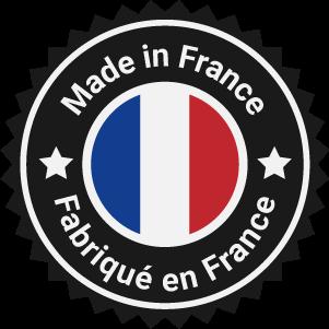 Logo Made in France Fabriqué en France