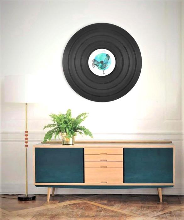vinyl deco