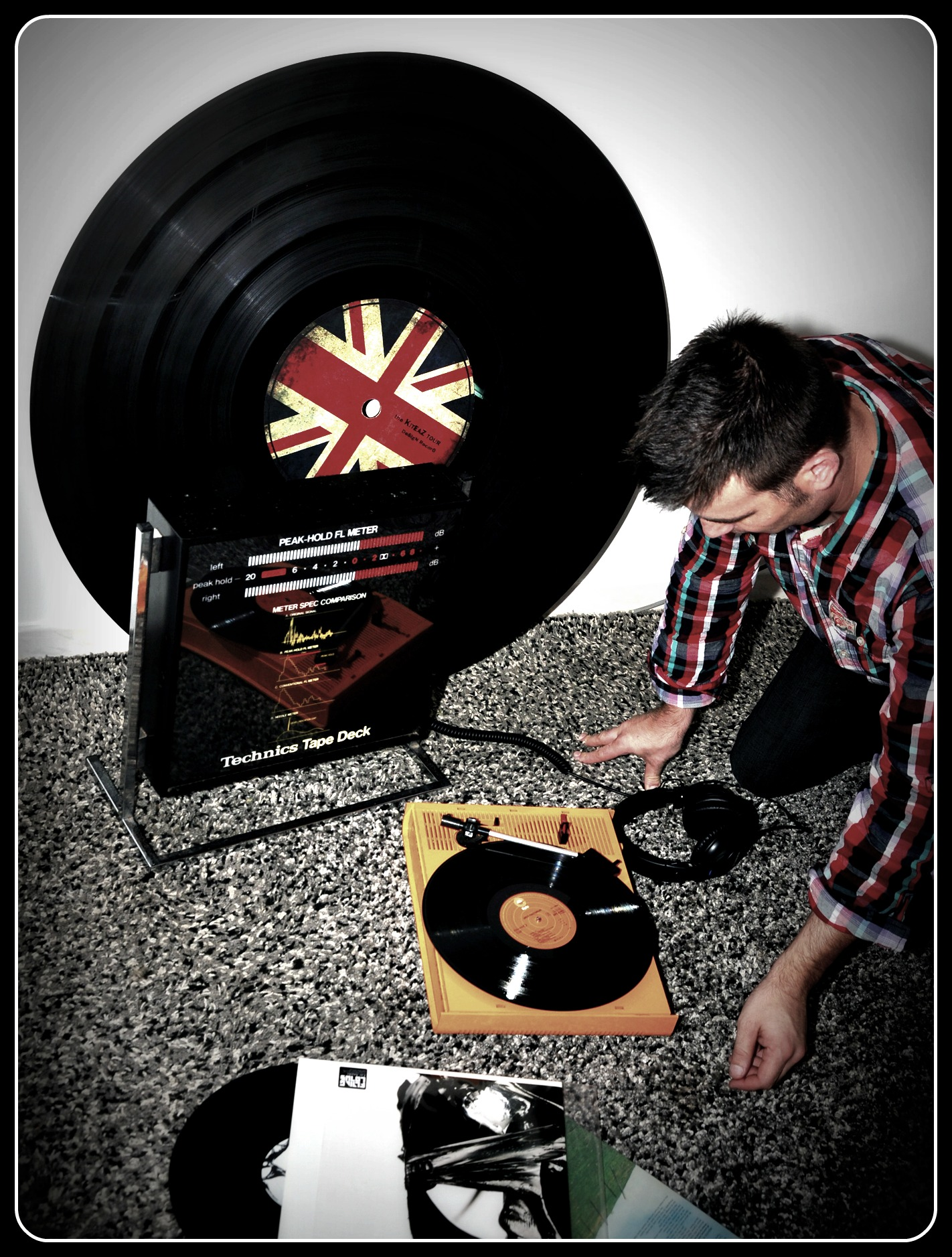 platine-vinyl- disque-vintage