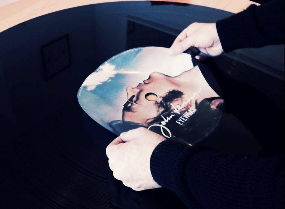 vinyl dics of John lennon